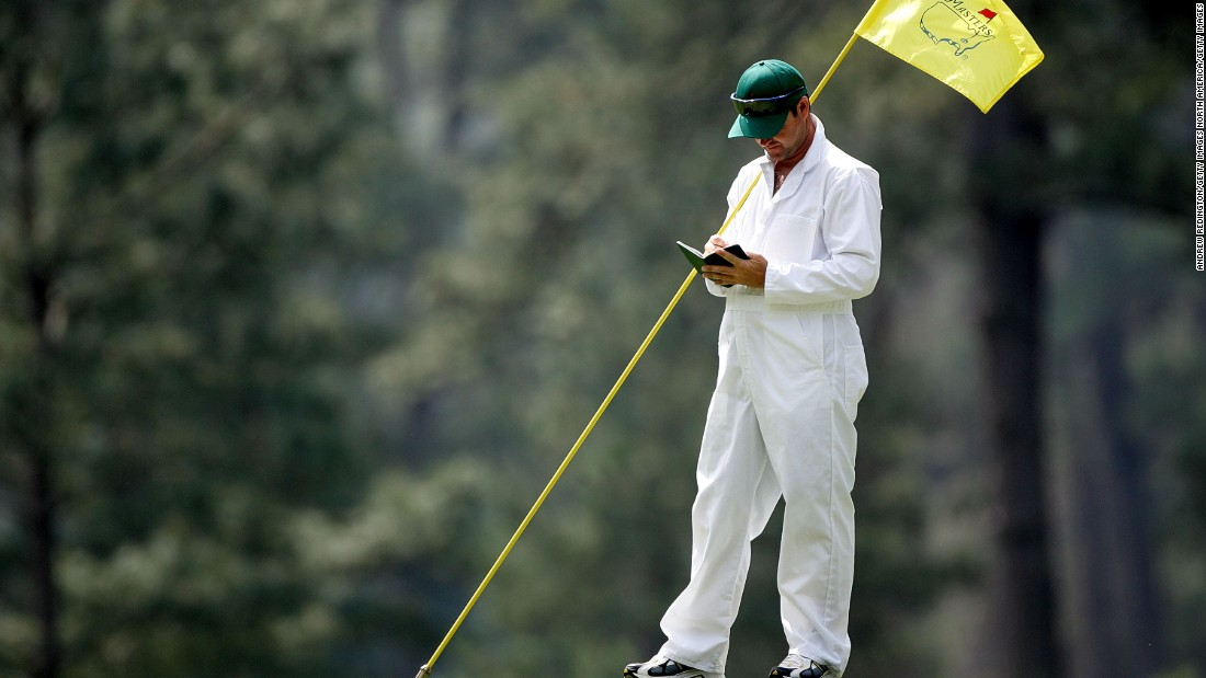 "Billy Foster will be caddying for Britain's Lee Westwood at the 2016 Masters. Foster has been going to Augusta National for more than two decades. ""You've got to slow down your thought process and keep in check of your emotions, that's your job as a caddie,"" Foster told CNN."