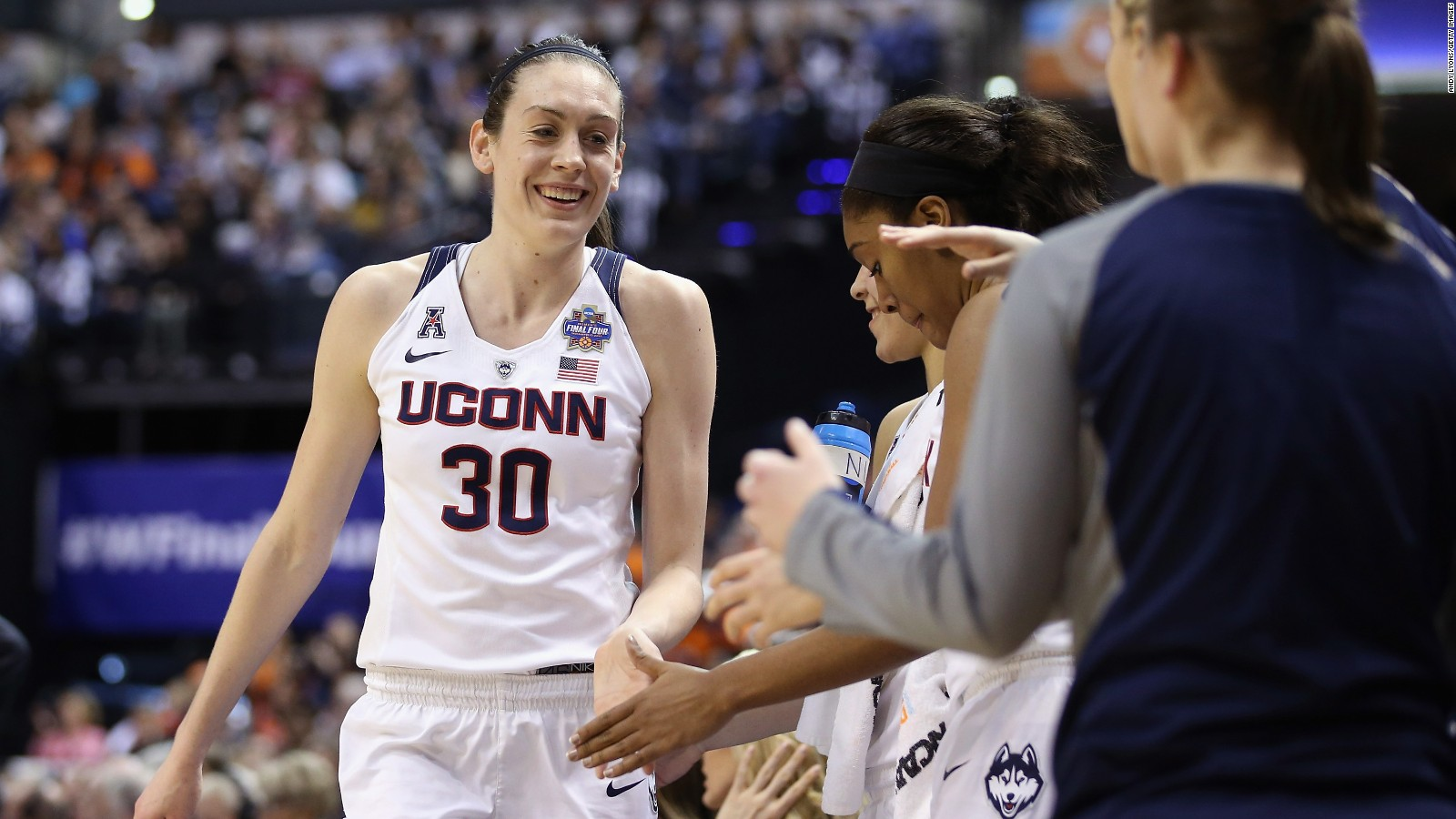 UConn aims for unprecedented fourth consecutive title - CNN