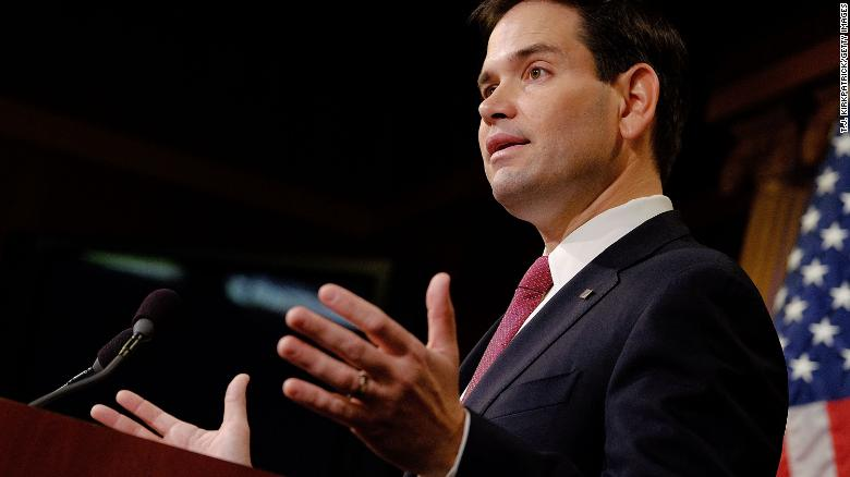 Marco Rubio sounds alarm on Zika