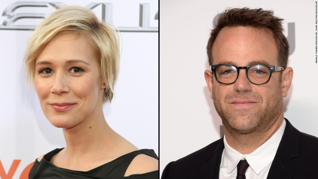 """How to Get Away With Murder"" co-star Liza Weil has split from her husband, ""Scandal"" actor Paul Adelstein. According to People, the couple, who wed in 2006, separated in January. They are the parents of a daughter, Josephine, 5."