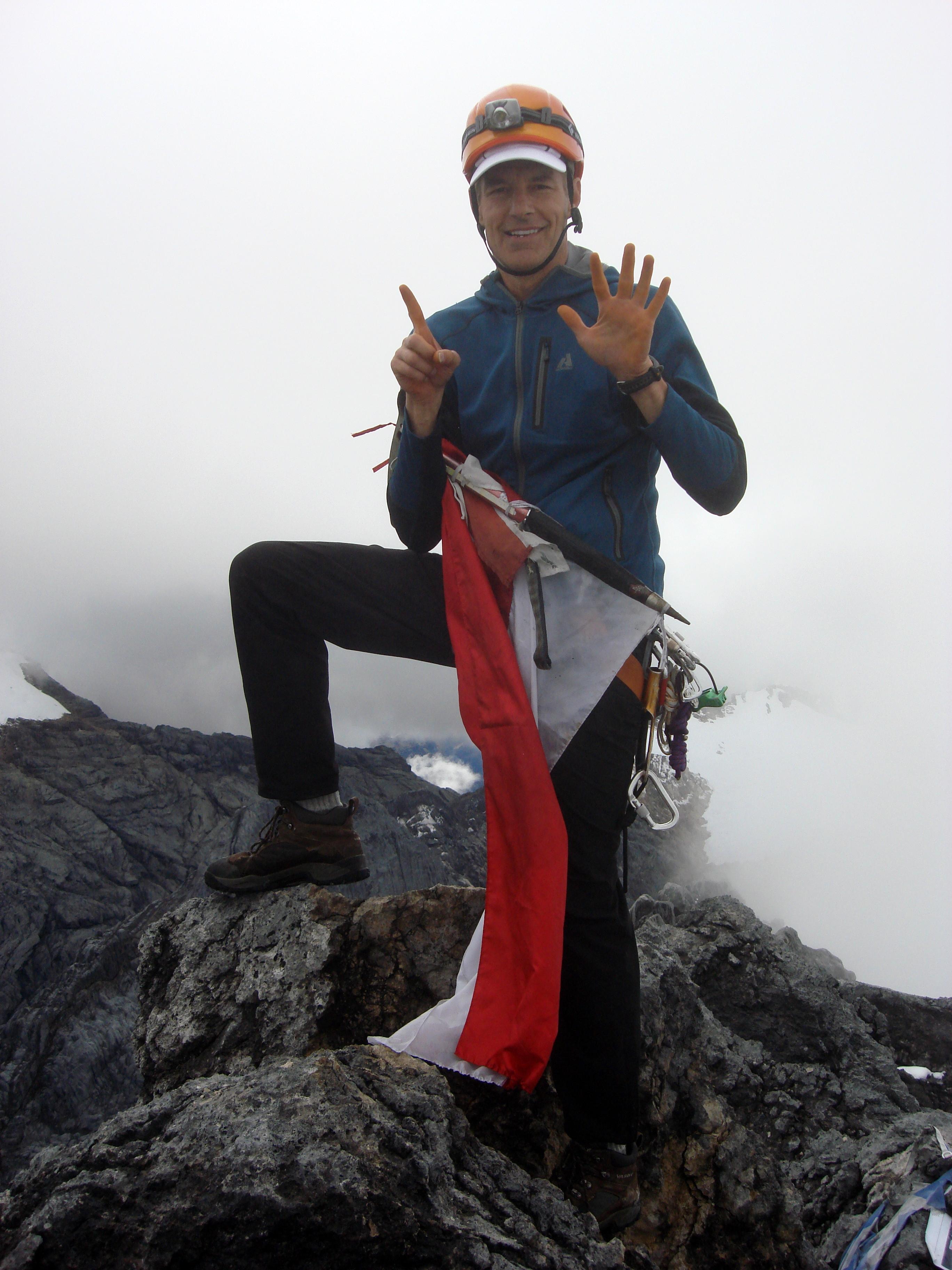 Martin Frey's travel adventures: 7 summits, 7 seas | CNN Travel