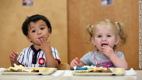 Helping kids build relationship with food is better than bribery