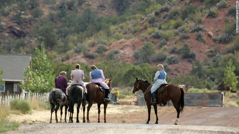Life after Warren Jeffs: FLDS town divided