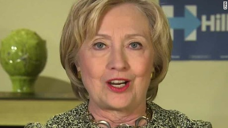 Hillary Clinton: 'I have a considerable lead'