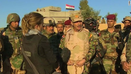 CNN goes inside fight to retake ISIS stronghold