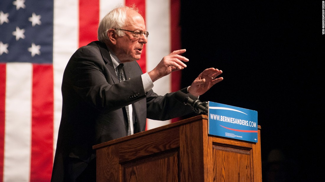 Wyoming Democratic caucuses: Bernie Sanders picks up another win
