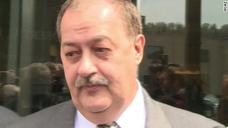 Ex-Massey Energy CEO sentenced to a year in prison