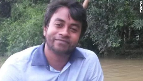 Outrage in Bangladesh after blogger hacked to death