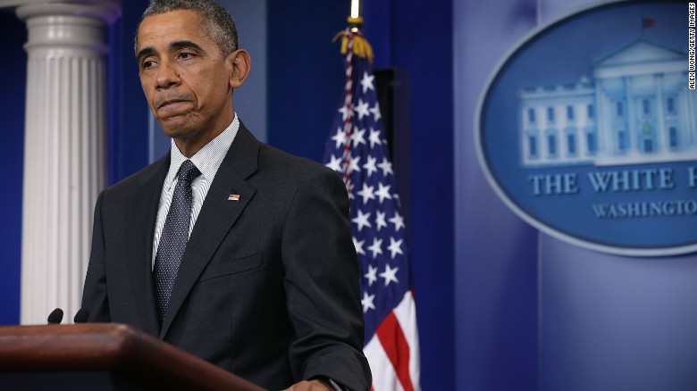 Obama admits the worst mistake of his presidency