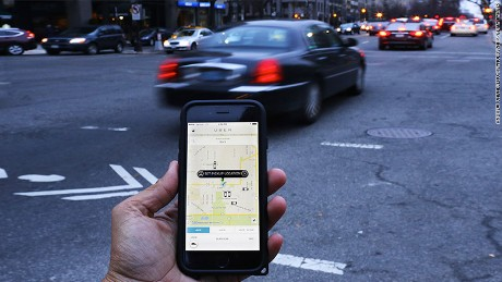 Uber discloses information it handed over to government