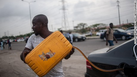 App offers home-delivery gas to beat Nigeria's fuel shortage