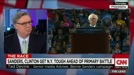 Sanders adviser: Clintons do not recognize 'real grievances' of BLM