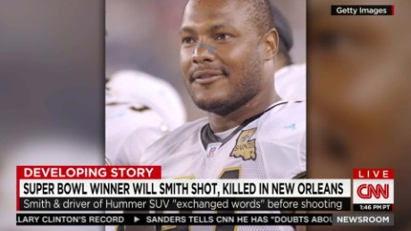exp Super Bowl Winner Will Smith Shot, Killed in New Orleans_00002001