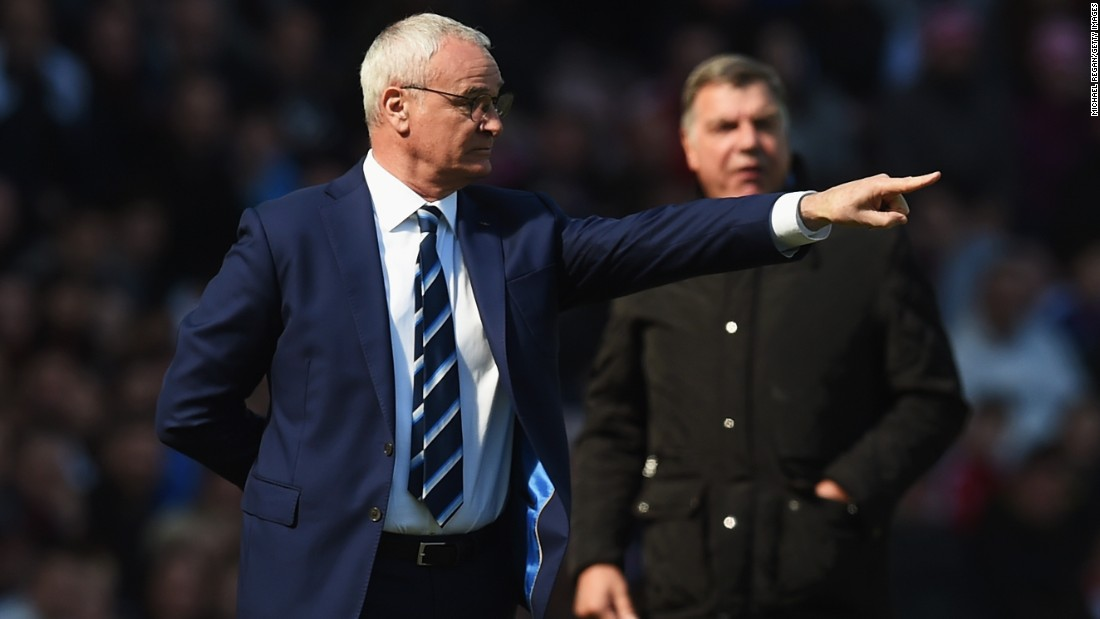Claudio Ranieri was delighted by the win for his table-topping side but Sam Allardyce's Sunderland is still in deep trouble in the relegation zone.