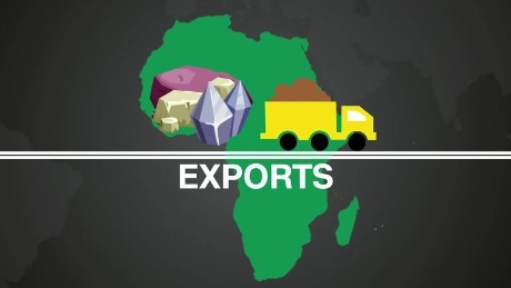 Coffee, copper, cocoa: Sub-Saharan Africa's top exports