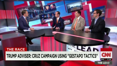 Cruz camp to Trump camp: 'we outmaneuvered you'