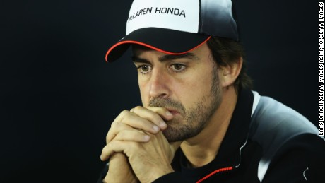 Fernando Alonso must pass another medical before he can race at the 2016 Chinese Grand Prix.