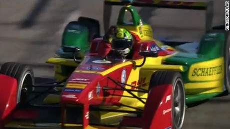 Formula E: Long Beach ePrix highlights