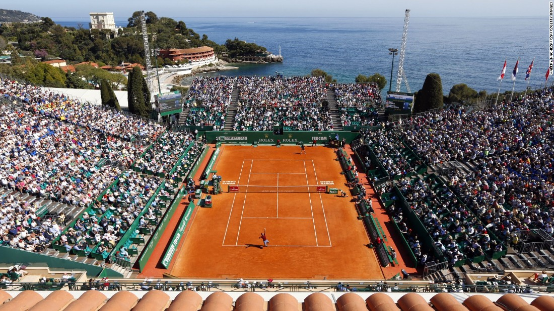 Federer, who is aiming for his first Monte Carlo Masters title, next faces Roberto Bautista Agut of Spain in the third round.
