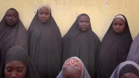 Retired U.S. General: Chibok girls likely 'widely dispersed'