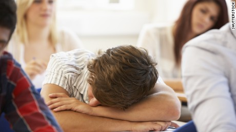 Why letting teens sleep in could save lives