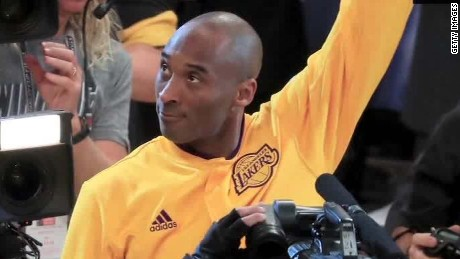 Kobe Bryant exits NBA with style