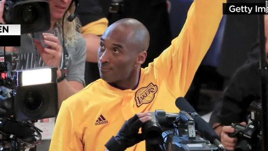 Kobe Bryant goes out in style with 60 points