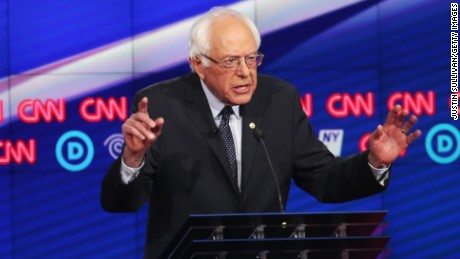 Sanders on Sandy Hook families: Anyone can sue