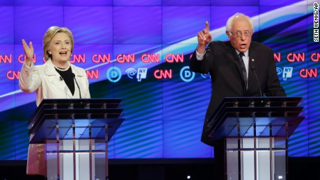 The first and last Democratic debates were totally different