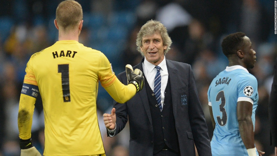 Pellegrini has at most just nine games left of his Manchester City career. While his City side struggles in the league, it has the possibility of glory in Europe's premier cup competition.