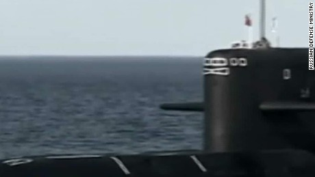 U.S. Navy alarmed by Russian submarine buildup