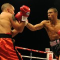 eubank jr in action