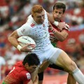 England's James Rodwell Rugby Sevens