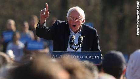 Sanders campaign turns focus to superdelegates