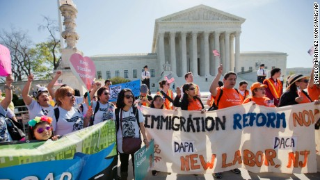 SCOTUS appears divided on Obama immigration action