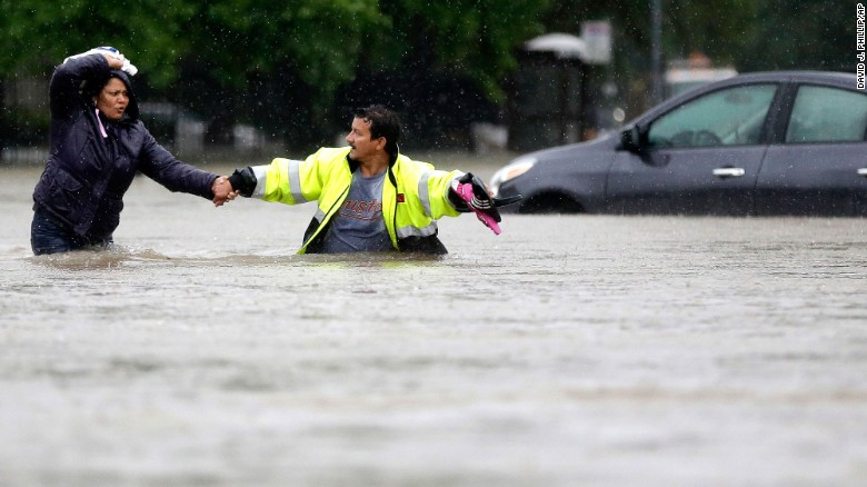 Death toll rising after Houston flooding