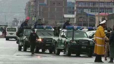 Taliban attack kills dozens in Kabul