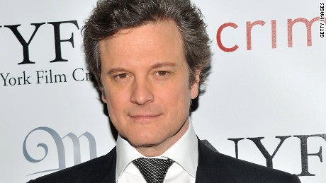 Actor Colin Firth said he won't work with Woody Allen again.