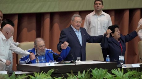 Fidel Castro comments on his longevity