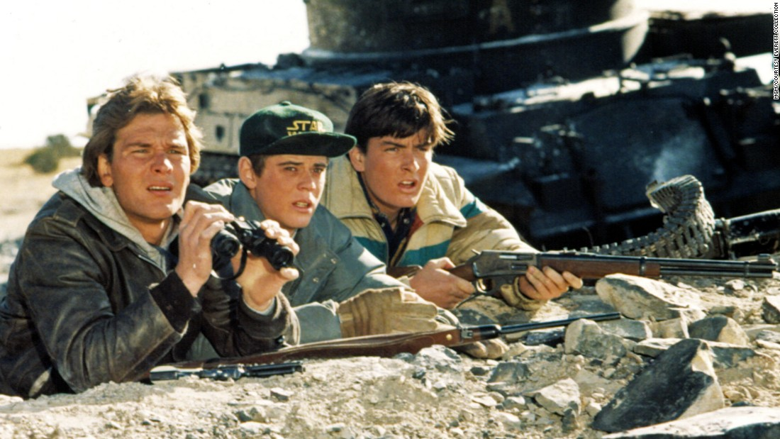 Top five '80s Cold War movies