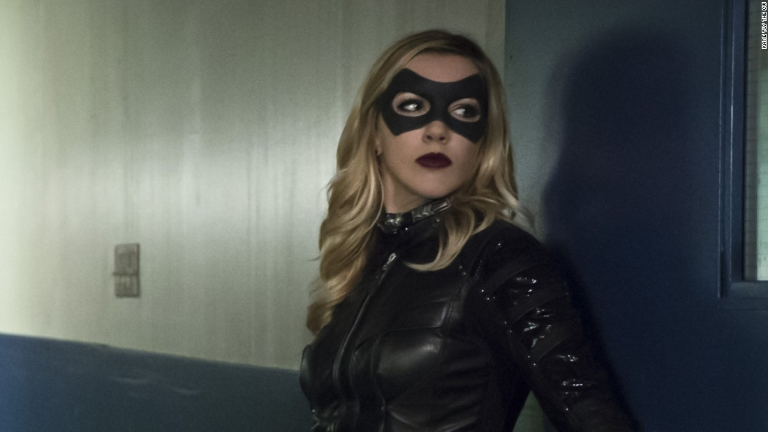 "Laurel Lance/Black Canary, the district attorney and Green Arrow sidekick played by actress Katie Cassidy, died in a season four episode of the CW's ""Arrow"" series."