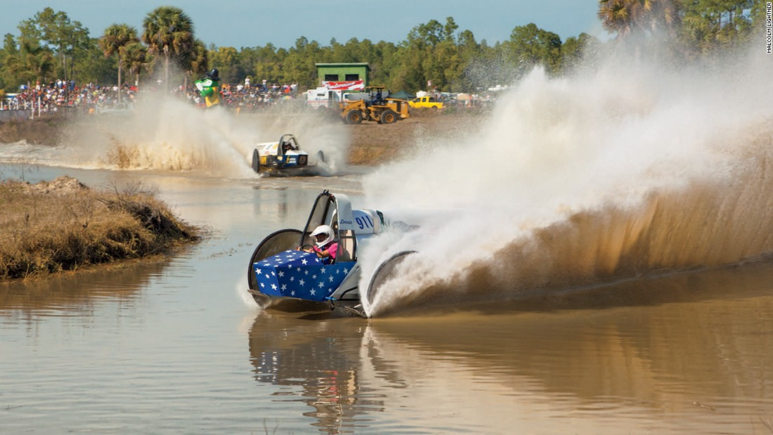 Swamp buggy races: Riding 'Mile O' Mud