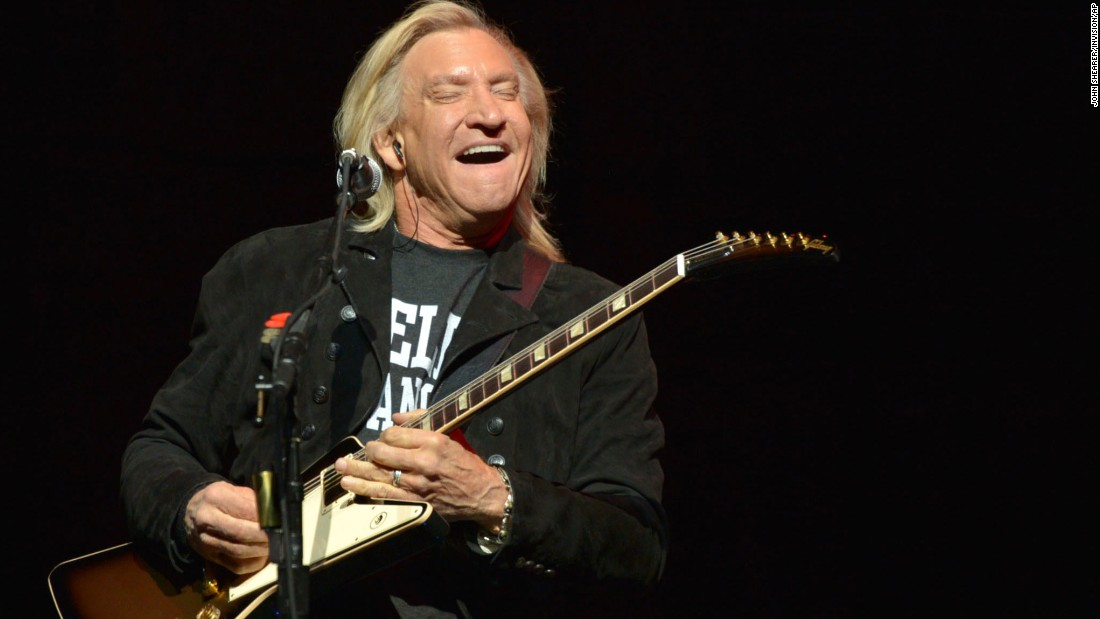 "In April, Joe Walsh of The Eagles nixed participating in a planned July concert in Cleveland, Ohio after he said he learned it was in fact ""a launch for the Republican National Convention."" It's not the first time the party, or one of its candidates, has run afoul of rockers."