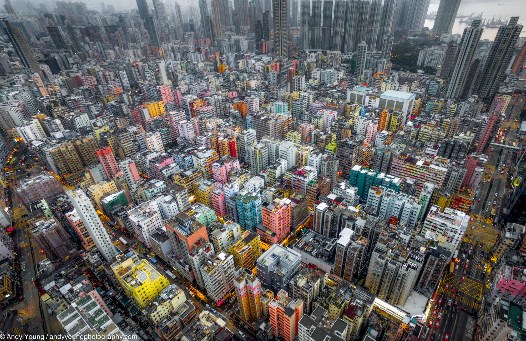 Stunning aerial photos of Hong Kong taken from a drone CNN Travel