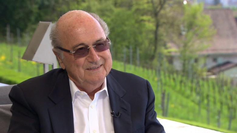 sepp blatter on ouster from FIFA intv_00002506