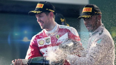 Will Hamilton and Vettel accept Di Grassi's challenge?