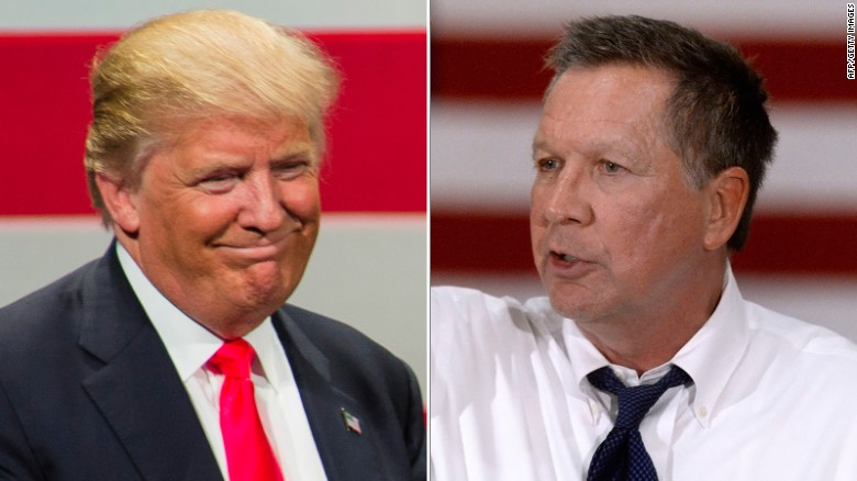 Sources: John Kasich turned down Trump VP offer