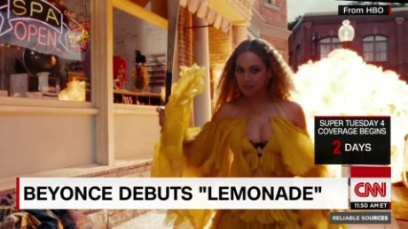 "Beyonce's ""brilliantly orchestrated"" album release"