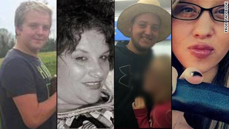 Chris Rhoden Dana Rhoden Frankie Rhoden and Hanna May Rhoden were among the eight found dead around the southern Ohio community of Piketon in April 2016