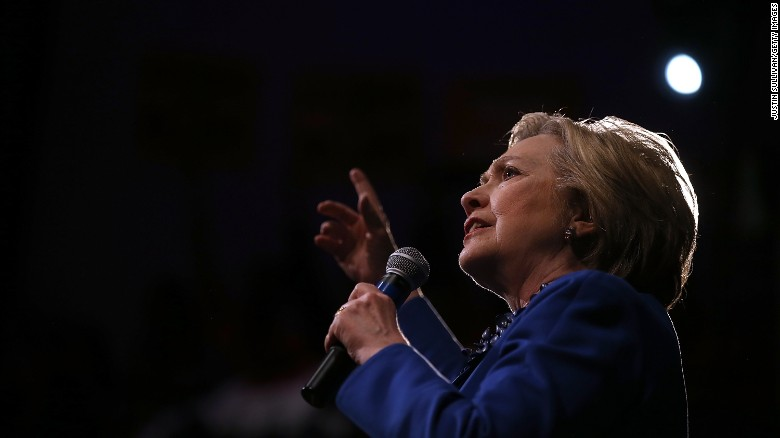 Clinton eyes Super Tuesday 4 wins that would move her closer to nomination